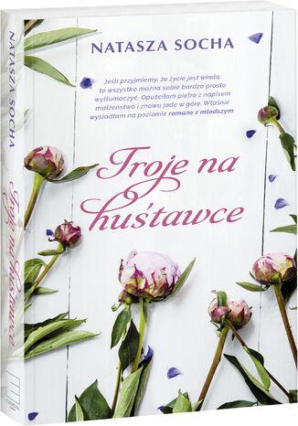 Okładka książki/ebooka Troje na huśtawce