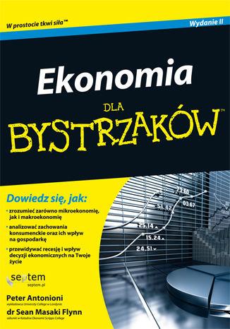 Okładka książki/ebooka Ekonomia dla bystrzaków. Wydanie II