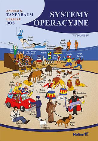 Okładka książki/ebooka Systemy operacyjne. Wydanie IV
