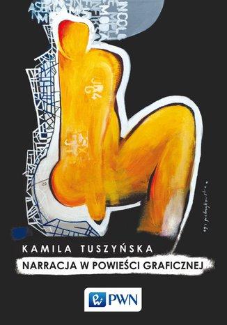 Okładka książki/ebooka Narracja w powieści graficznej
