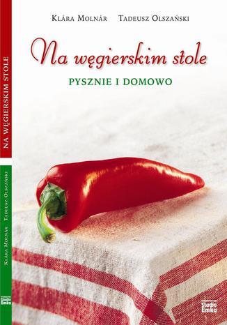 Okładka książki/ebooka Na węgierskim stole