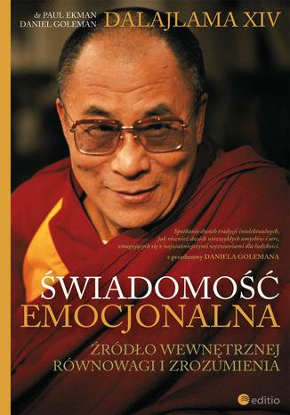 Okładka książki/ebooka Świadomość emocjonalna. Źródło wewnętrznej równowagi i zrozumienia
