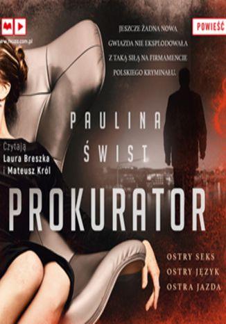 Okładka książki/ebooka Prokurator