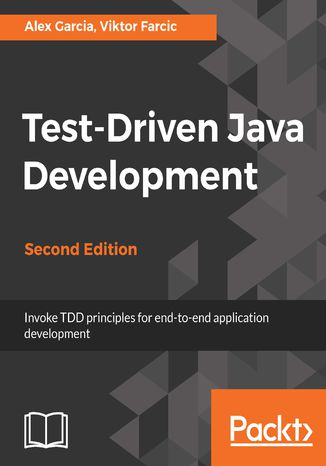 Okładka książki/ebooka Test-Driven Java Development, Second Edition