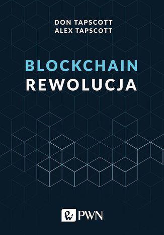 Okładka książki/ebooka Blockchain Rewolucja