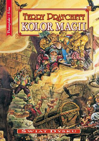 Okładka książki/ebooka Kolor magii