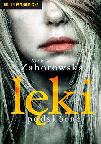Okładka książki/ebooka Lęki podskórne