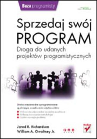 Okładka książki Sprzedaj swój program. Droga do udanych projektów programistycznych