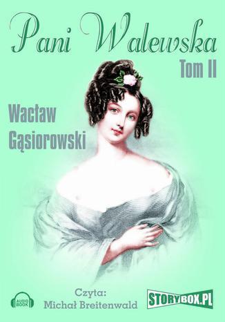 Okładka książki/ebooka Pani Walewska Tom 2