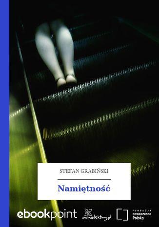 Okładka książki/ebooka Namiętność