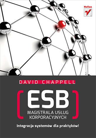 Okładka książki/ebooka ESB. Magistrala usług korporacyjnych