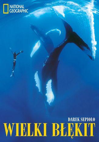 Okładka książki/ebooka Wielki błękit