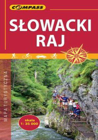 Okładka książki/ebooka Słowacki Raj mapa turystyczna 1:35 000