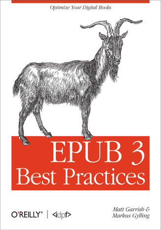 Okładka książki EPUB 3 Best Practices. Optimize Your Digital Books