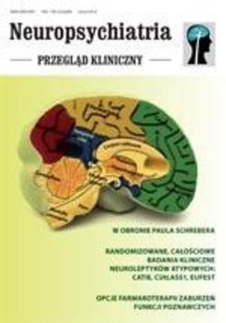 Okładka książki/ebooka Neuropsychiatria. Przegląd Kliniczny NR 3(3)/2009