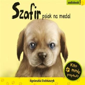 Okładka książki Szafir, psiak na medal