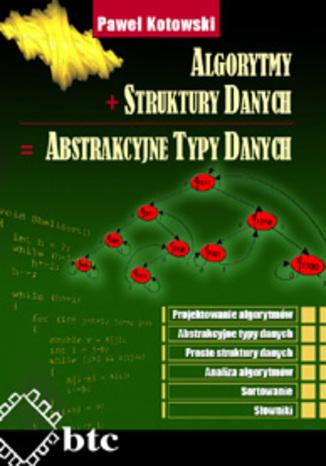 Okładka książki/ebooka Algorytmy + Struktury Danych = Abstrakcyjne Typy Danych