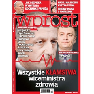 Okładka książki AudioWprost, Nr 12 z 17.03.2014