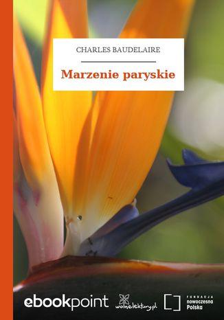 Okładka książki/ebooka Marzenie paryskie