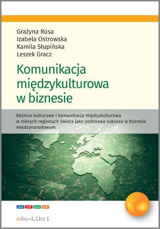 Okładka książki/ebooka Komunikacja międzykulturowa w biznesie