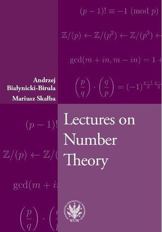 Okładka książki/ebooka Lectures on Number Theory