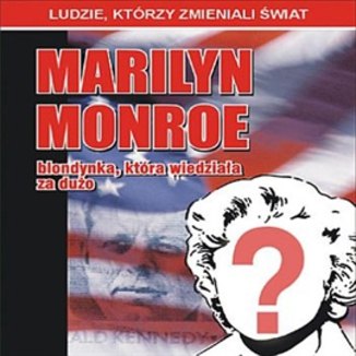 Okładka książki Marylin Monroe