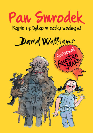 Okładka książki/ebooka Pan Smrodek
