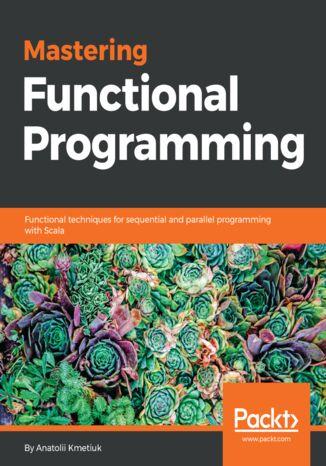Okładka książki/ebooka Mastering Functional Programming