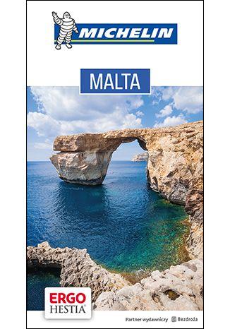 Okładka książki/ebooka Malta. Michelin. Wydanie 1