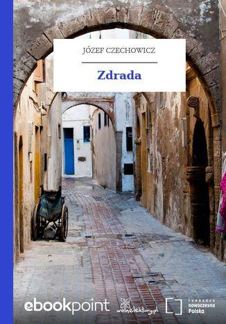 Okładka książki/ebooka Zdrada