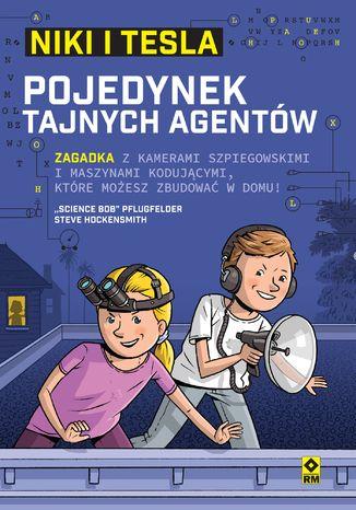 Okładka książki/ebooka Niki iTesla. Pojedynek tajnych agentów