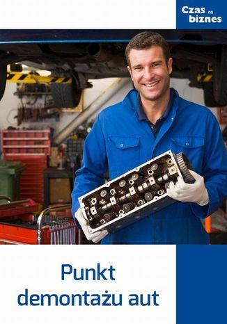 Okładka książki/ebooka Punkt demontażu aut