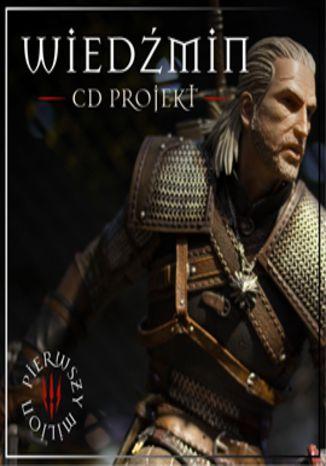 Okładka książki/ebooka CD Projekt. Wiedźmin zdobywa świat. Pierwszy milion