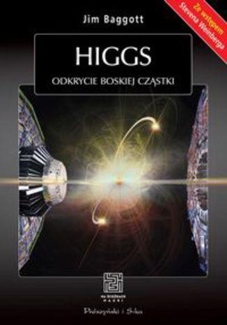 Okładka książki/ebooka Higgs Odkrycie boskiej cząstki