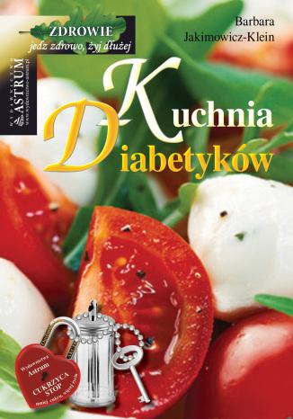 Okładka książki/ebooka Kuchnia diabetyków