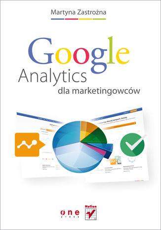 Okładka książki/ebooka Google Analytics dla marketingowców