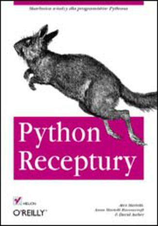 Okładka książki/ebooka Python. Receptury