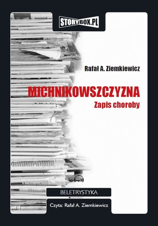 Okładka książki/ebooka Michnikowszczyzna