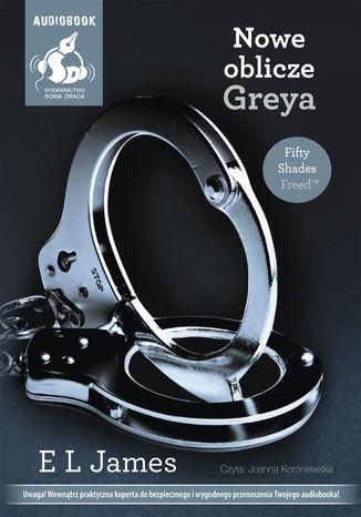 Okładka książki/ebooka Nowe oblicze Greya