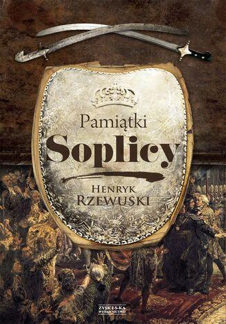 Okładka książki/ebooka Pamiątki Soplicy