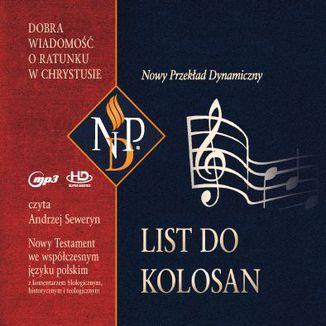 Okładka książki/ebooka List do Kolosan (NPD)