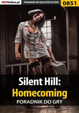 Okładka książki/ebooka Silent Hill: Homecoming - poradnik do gry