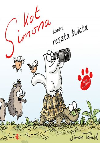 Okładka książki/ebooka Kot Simona kontra reszta świata