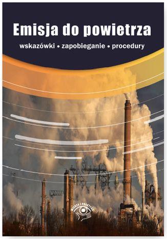 Okładka książki/ebooka Emisja do powietrza