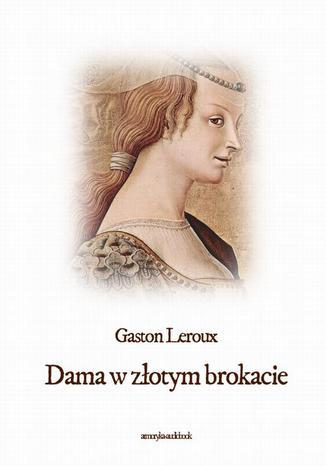 Okładka książki/ebooka Dama w złotym brokacie