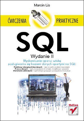 Okładka książki/ebooka SQL. Ćwiczenia praktyczne. Wydanie II