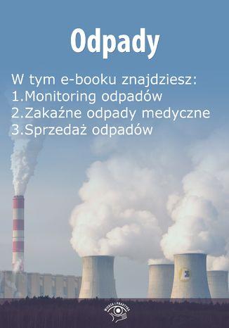 Okładka książki/ebooka Odpady, wydanie październik 2014 r
