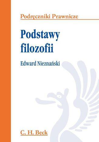 Okładka książki/ebooka Podstawy filozofii