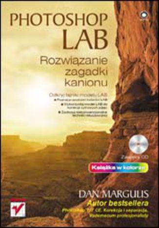 Okładka książki/ebooka Photoshop LAB. Rozwiązanie zagadki kanionu