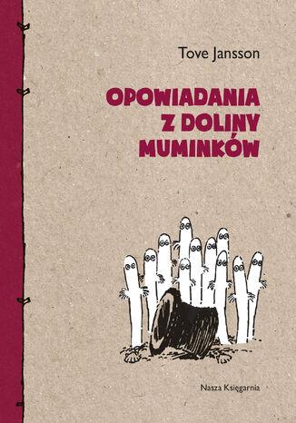 Okładka książki/ebooka Opowiadania z Doliny Muminków